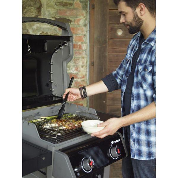 Cuisine appareils plancha barbecue weber spirit e210 and - Housse barbecue weber spirit e210 ...