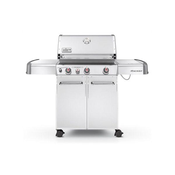 Barbecue gaz weber genesis s330 gbs inox - Barbecue weber genesis s330 inox ...
